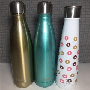 Swell Water Bottles Lot of 3 READ
